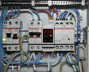 модернизация электрощитка